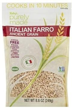 Raleys Ancient Grain Italian Farro