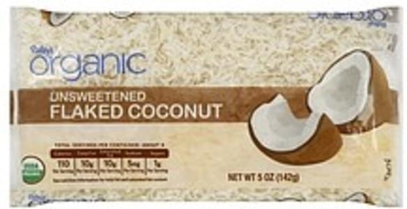 Raleys Coconut Flaked, Unsweetened