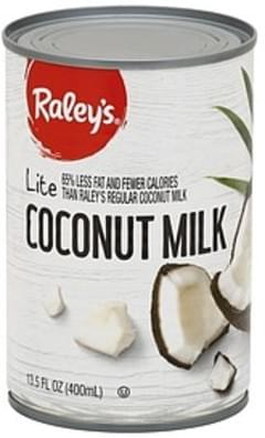 Raleys Coconut Milk Lite