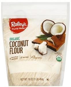 Raleys Flour Organic, Coconut