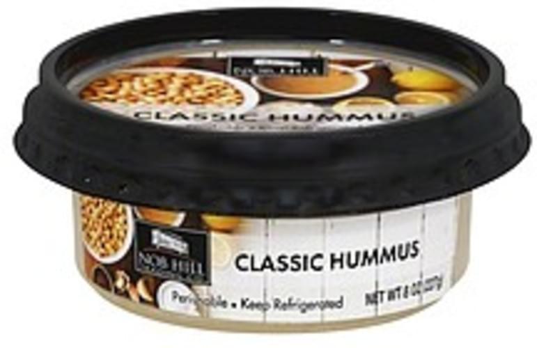 Nob Hill Classic Hummus - 8 oz