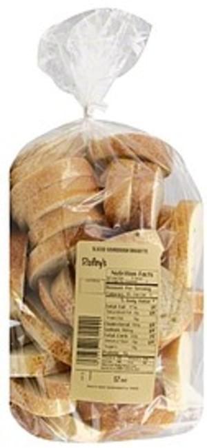 Raleys Sourdough, Sliced Baguette - 12 oz