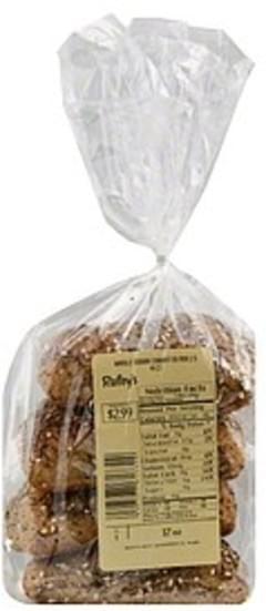 Raleys Ciabatta Rolls Whole Grain