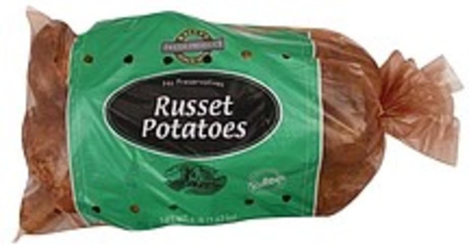 Raleys Russet Potatoes - 8 lb