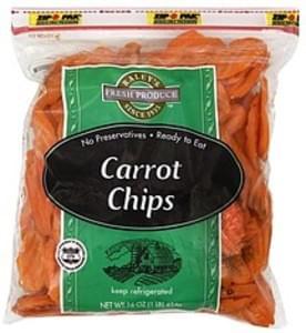 Raleys Carrot Chips