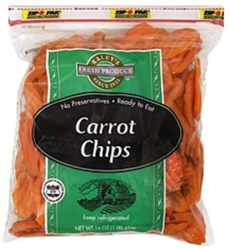 Raleys Carrot Chips - 16 oz