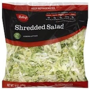 Raleys Salad Shredded