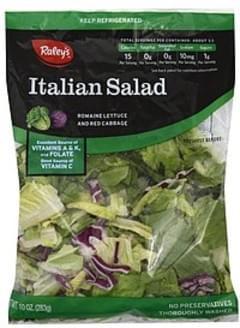 Raleys Salad Italian