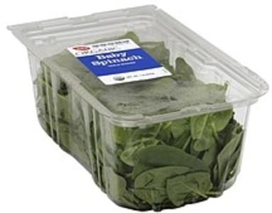 Raleys Spinach Baby, Organic