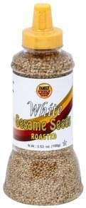 Family Sesame Seeds Roasted, White
