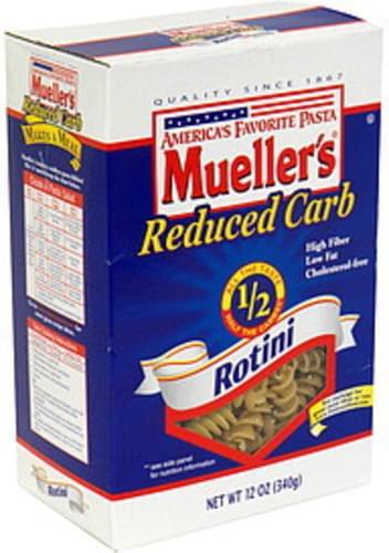 Muellers Rotini - 12 oz