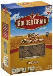 Golden Grain Penne 100% Whole Grain