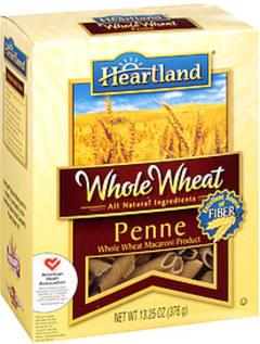 Heartland Macaroni Penne Whole Wheat All Natural