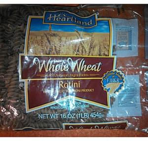 Heartland Whole Wheat Rotini