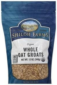Shiloh Farms Groats Organic, Oat, Whole