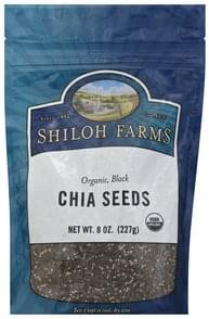 Shiloh Farms Chia Seeds Organic, Black