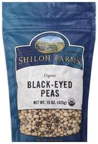 Shiloh Farms Peas Pea, Black-Eyed, Organic
