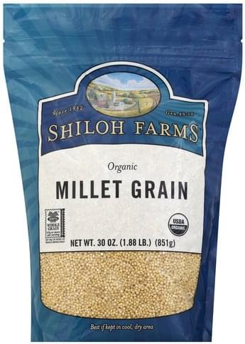 Shiloh Farms Organic Millet Grain - 30 oz