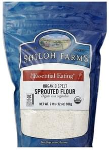 Shiloh Farms Flour Sprouted, Organic Spelt