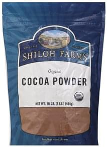 Shiloh Farms Cocoa Powder Organic