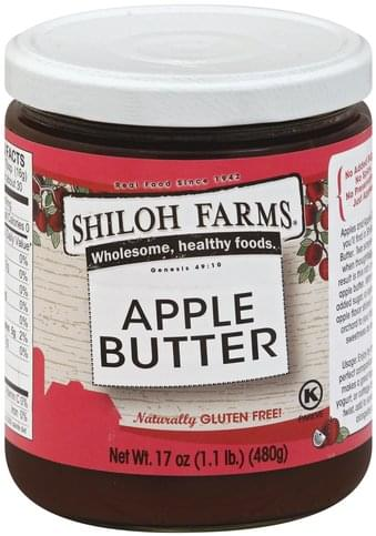 Shiloh Farms Apple Butter - 17 oz