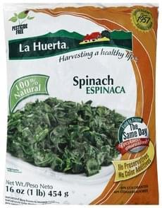 La Huerta Spinach