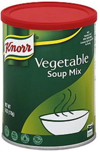 Knorr Vegetable Soup Mix - 6 oz