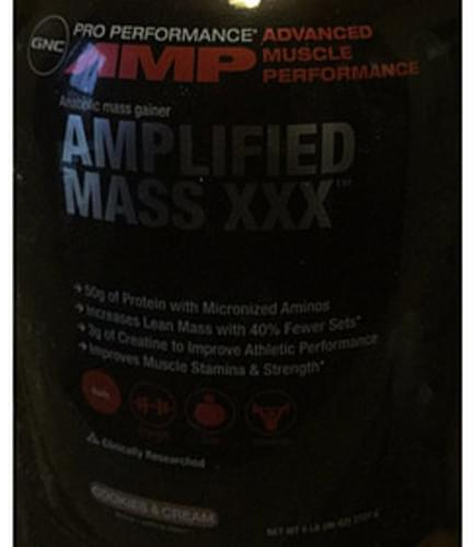 GNC Pro Performance AMP Advanced Muscle Performance Cookies & Cream - 205 g