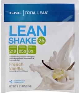 Gnc Lean Shake 25 French Vanilla
