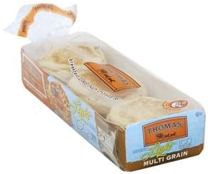 Thomas English Muffins Light, Multi-Grain