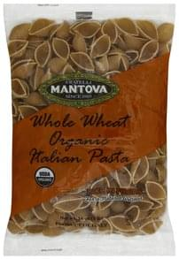 Fratelli Mantova Pasta Italian, Organic, Whole Wheat