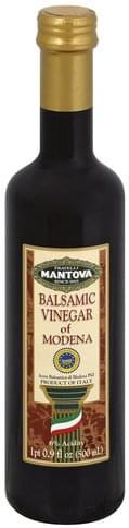 Fratelli Mantova of Modena Balsamic Vinegar - 16.9 oz