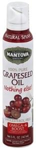 Mantova Grapeseed Oil 100% Pure, Natural Spray