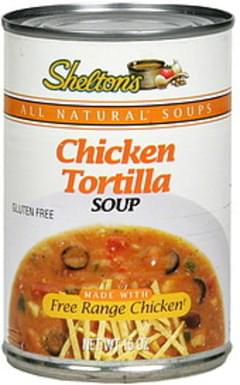 Sheltons Soup Chicken Tortilla