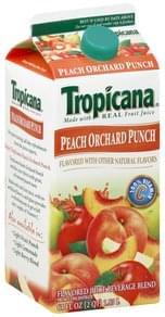Tropicana Peach Orchard Punch