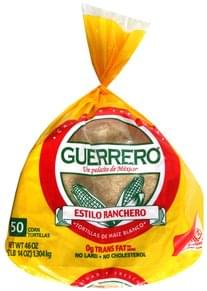 Guerrero Corn Tortillas