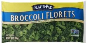 FlavrPac Broccoli Florets