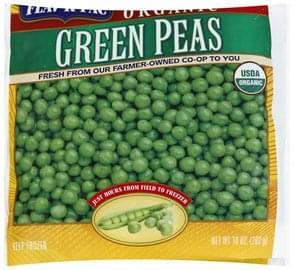 Flav R Pac Green Peas Organic