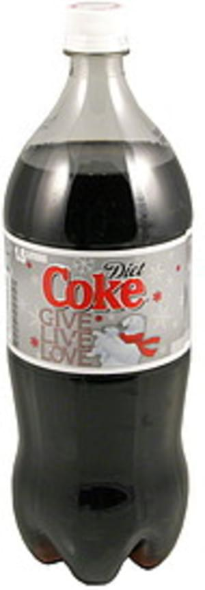 Diet Coke Cola - 1.5 l