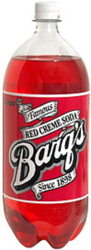 Barqs Red Creme Soda - 2 l