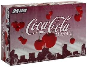Coca Cola Cola Cherry