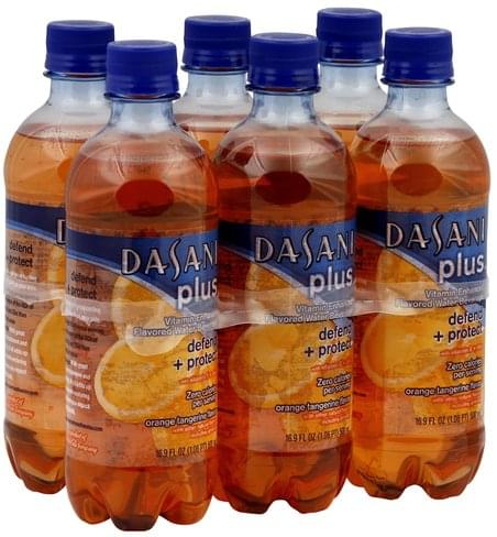 Dasani Vitamin Enhanced, Orange