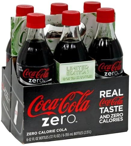 Coca Cola Cola - 6 ea