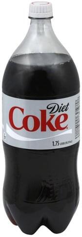Diet Coke Cola - 59.2 oz