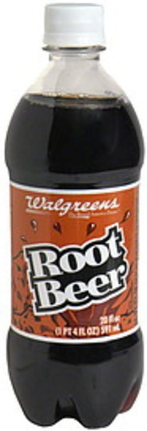 Walgreens Root Beer - 20 oz, Nutrition Information | Innit