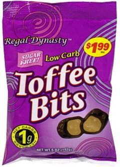 Regal Dynasty Sugar-Free Toffee Bits Pre-Priced