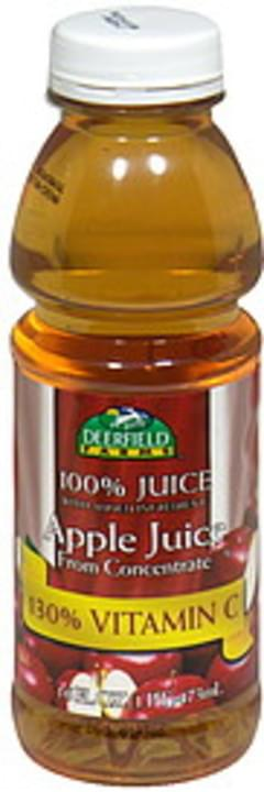 Deerfield Farms Apple Juice from Concentrate