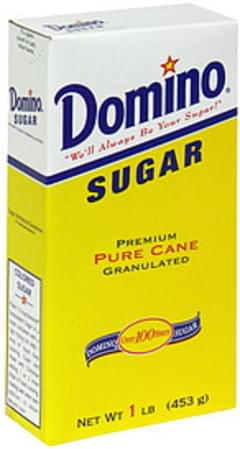Domino Sugar Premium Pure Cane, Granulated