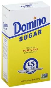Domino Sugar Pure Cane, Granulated