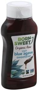 Born Sweet Sweetener 100% Blue Agave